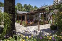 Campingplatz Andalusien