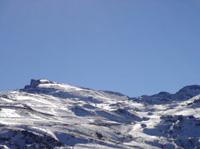 Berg in Granada