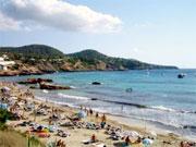 Ibiza, Meer