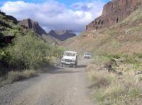 Jeep Safari auf Gran Canaria
