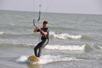 Kite Surfer in Spanien