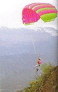 Fallschirmspringen Spanien