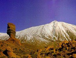 Der Teide Nationalpark auf Teneriffa