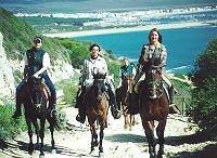 Reiten in Spanien