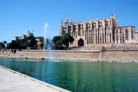 Mallorca Kathedrale Palma